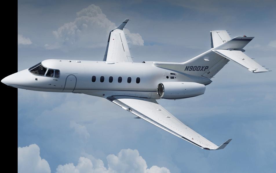 Hawker-900-Left